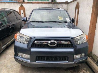 Full Option Direct Tokunbo Foreign used Toyota 4Runner 2012  Model