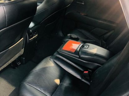 Very Clean Foreign Used Lexus RX 350 2011 Model