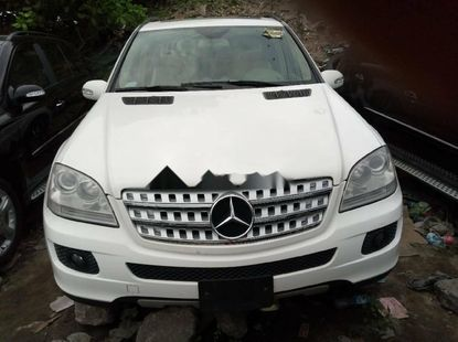 Foreign Used 2007 Mercedes-Benz ML350 for sale