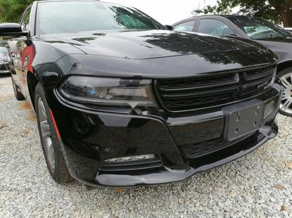 Foreign Used Dodge Charger 2015 Model Black