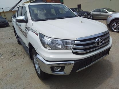 Foreign Used Toyota Hilux 2019 Model for sale
