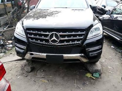 Foreign Used Mercedes-Benz ML350 2014 for sale