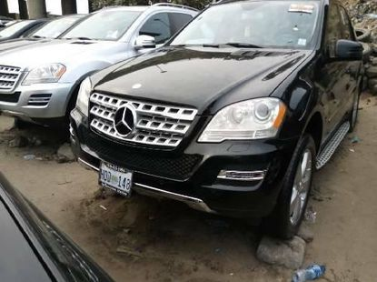 Foreign Used 2011 Mercedes-Benz ML350 for sale