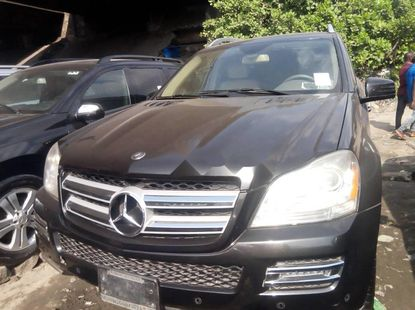 Tokunbo Mercedes-Benz GL-Class 2010 for sale