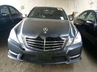 Tokunbo Mercedes-Benz E350 2013 Model Gray