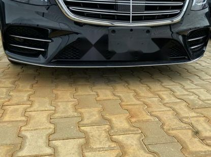 Foreign Used Mercedes-Benz S-Class 2019 Model Black