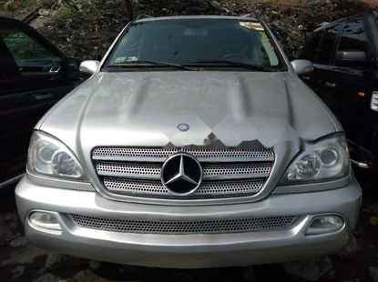 Foreign Used Mercedes-Benz ML350 2005 Model