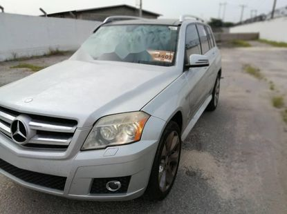 Foreign Used Mercedes-Benz GLK 2012 Model