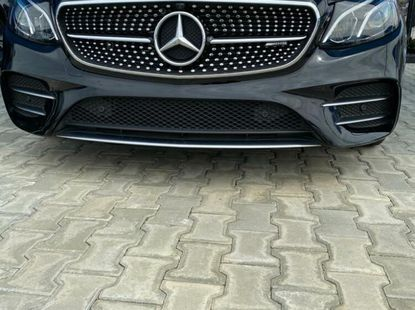Foreign Used Mercedes-Benz E-Class 2019 ,Model Black