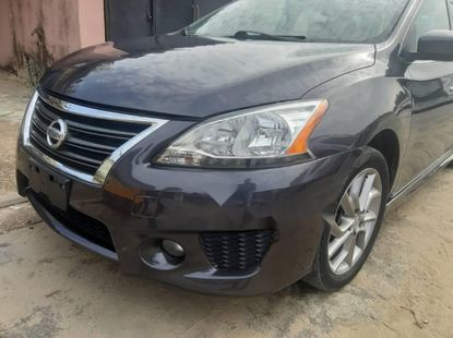 Foreign Used 2014 Nissan Sentra for sale