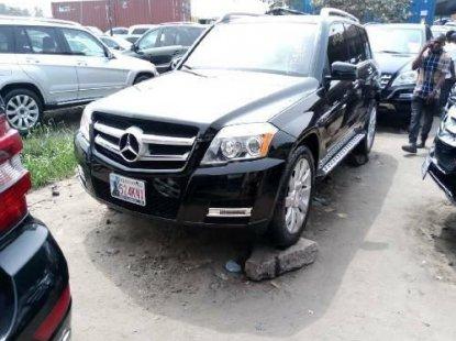 Tokunbo Mercedes-Benz GLK 2011 for sale