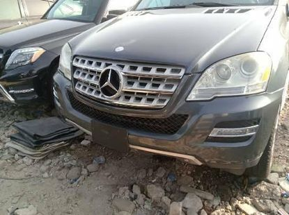 FOreign Used Mercedes-Benz ML350 2010 Model