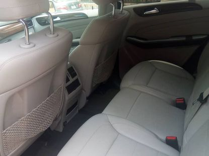 Clean Foreign Used Mercedes-Benz ML 350 2013 Model