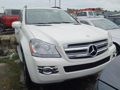 Tokunbo Mercedes-Benz GL-Class 2009 Model White