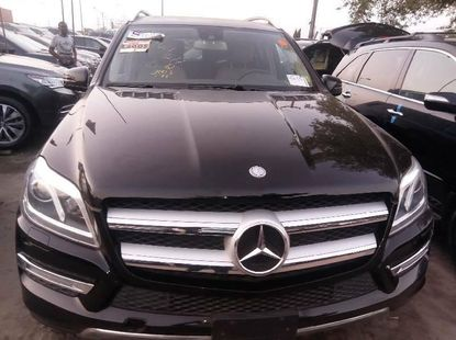 Foreign Used Mercedes-Benz GLE 2014 Model Black