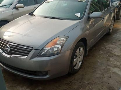 Foreign Used 2007 Nissan Altima for sale in Lagos.