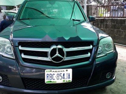 Nigerian Used 2012 Mercedes Benz GLK 350 Super clean.