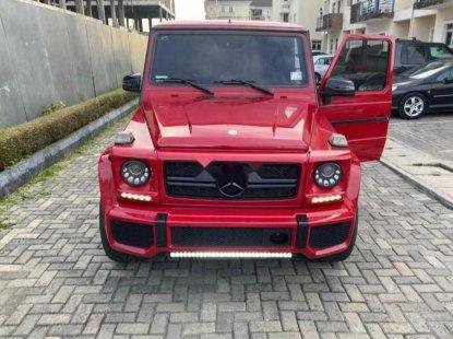 Full Option Tokunbo 2014 Mercedes-Benz AMG for sale