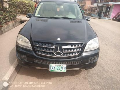 Clean Naija Used 2007 Mercedes-Benz ML350 for sale