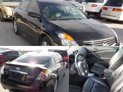 Clean Used Nissan Altima 2010 for sale