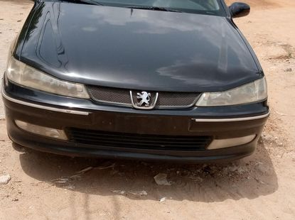 Well Maintained American Spec Peugeot 406 Wagon 2005 Model Manual