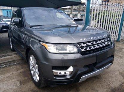 Full Options 2015 Land Rover Range Rover Sport for sale