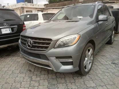 2012 Mercedes-Benz Mercedes-Benz ML for sale
