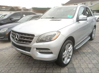 2013 Mercedes-Benz ML350 for sale