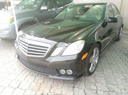 Mercedes-Benz E350 2010 Model Tokunbo for sale