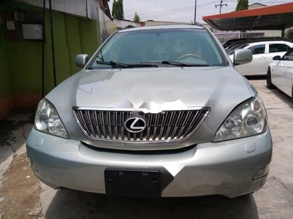 Foreign used lexus Rx 350 2007