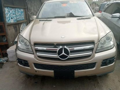 Foreign Used Mercedes-Benz GL-Class 2007 Model