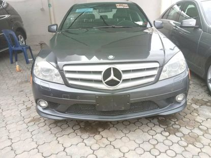 Foreign Used Mercedes-Benz C300 2010 Model for sale