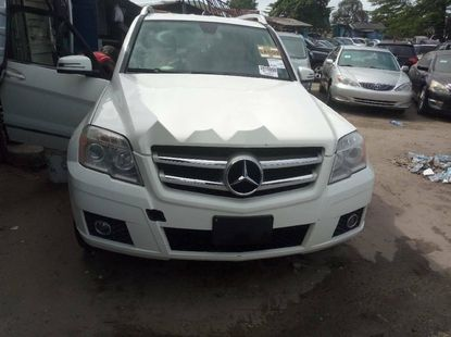 Clean Tokunbo 2011 Mercedes-Benz E350 for sale