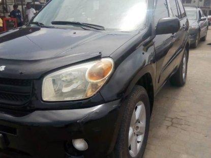 Naija Used Toyota RAV4 2005 for sale