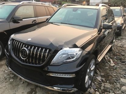 Foreign Used 2012 Mercedes-Benz GLK for sale