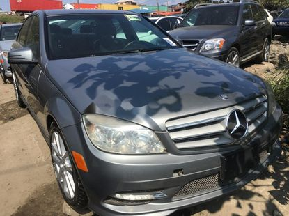 Foreign Used Mercedes-Benz C300 2010 Model