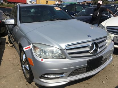 Foreign Used 2010 Mercedes-Benz C300 for sale