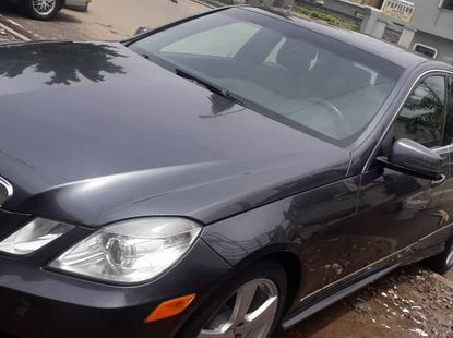 Clean Foreign Used 2010 Mercedes-Benz E350