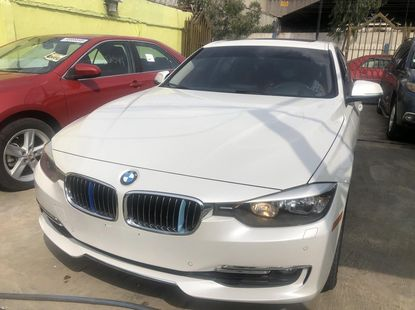 Foreign Used BMW 328i 2014 Model for sale