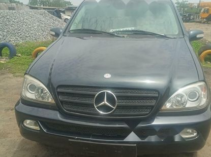 Foreign Used Mercedes-Benz Mercedes-Benz ML 2002 Model