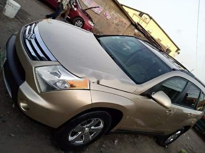 Naija Used Subaru Tribeca 2007 Model