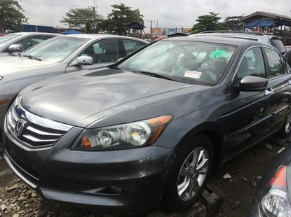 Tons Honda Accord 2009 ₦2,500,000 for sale