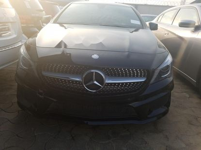 Foreign Used 2016 Mercedes-Benz CLA-Class for sale