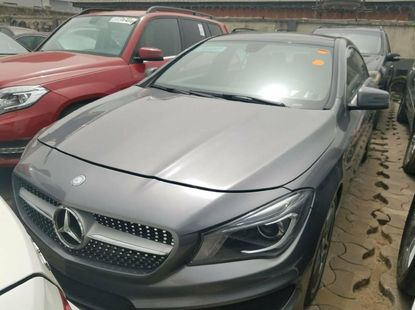 Accident Free Tokunbo Mercedes-Benz CLA-Class 2014 Model