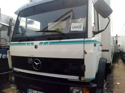 Clean Foreign Used Mercedes-Benz 1117 2000 Model