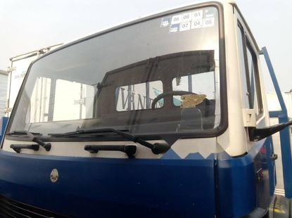 Foreign Used Mercedes-Benz 814 2000 Model for sale