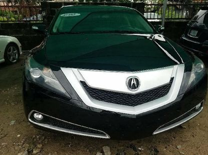 Accident Free Tokunbo Acura ZDX 2010 Model