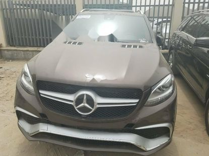 Foreign Used 2014 Mercedes-Benz ML350 for sale