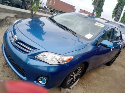 Foreign Used 2010 Toyota Corolla for sale