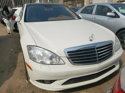 Super Clean Tokunbo Mercedes-Benz S-Class 2010 Model for sale